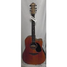 Hohner EL-SDCE Plus Dreadnought Acoustic Electric Guitar