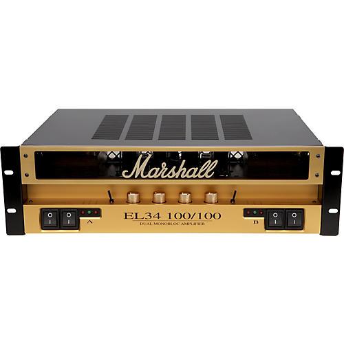 Marshall EL34 100/100 Dual Monobloc Amp