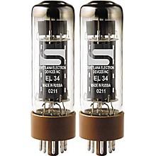 Svetlana EL34 Matched Power Tubes