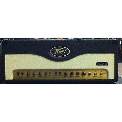 Peavey EL34 Tube Guitar Amp Head-thumbnail