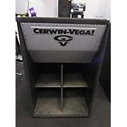 Cerwin-Vega EL36B EARTHQUAKE Unpowered Subwoofer