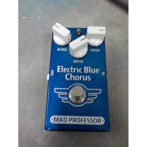 Mad Professor ELECT BLUE CHOURS Effect Pedal-thumbnail