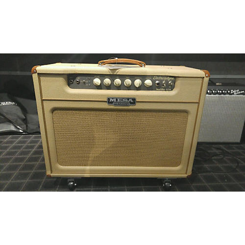 used mesa boogie electra dyne 1x12 cream tube guitar combo amp guitar center. Black Bedroom Furniture Sets. Home Design Ideas
