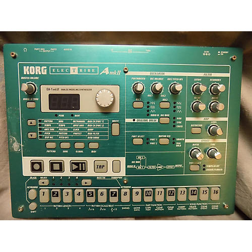 Korg ELECTRIBE A MKII Production Controller