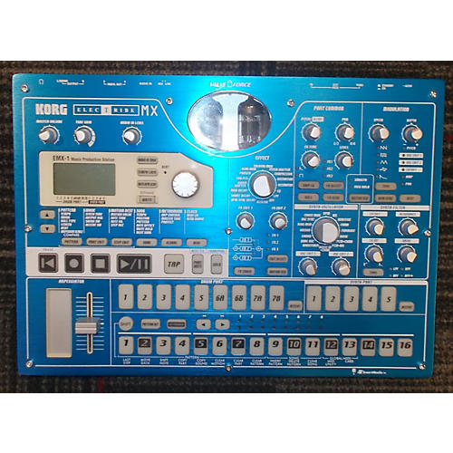 Korg ELECTRIBE EMX1 Production Controller