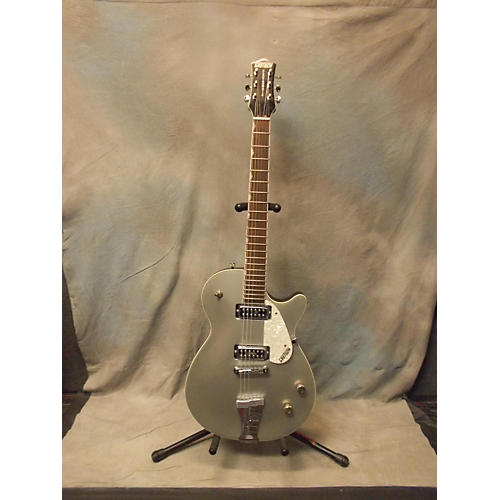Gretsch Guitars ELECTROMATIC PRO JET Solid Body Electric Guitar Silver