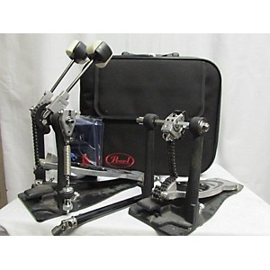 Pre-owned Pearl ELIMINATOR POWER SHIFTER Double Bass Drum Pedal by Pearl