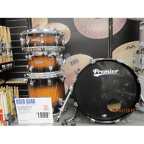 Premier ELITE JAZZ SERIES Drum Kit