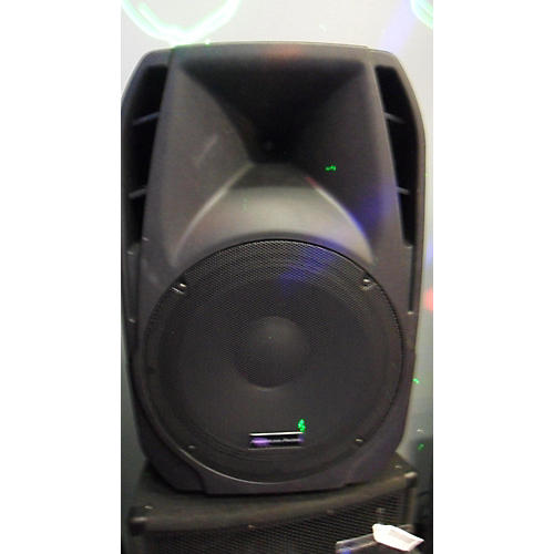 used american audio els 15a powered speaker guitar center. Black Bedroom Furniture Sets. Home Design Ideas