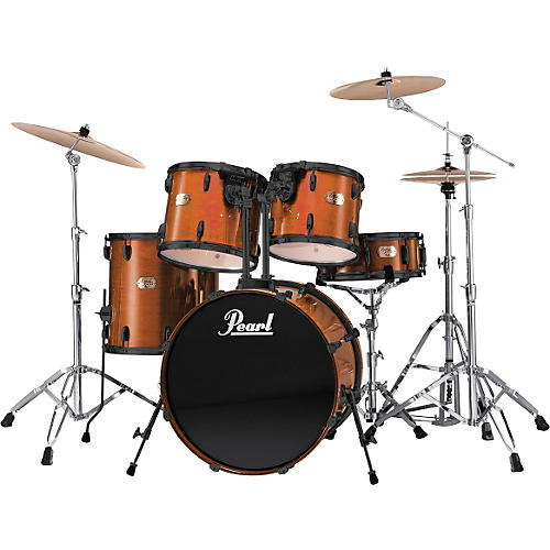 Pearl ELX 5-Piece Fusion Shell Pack