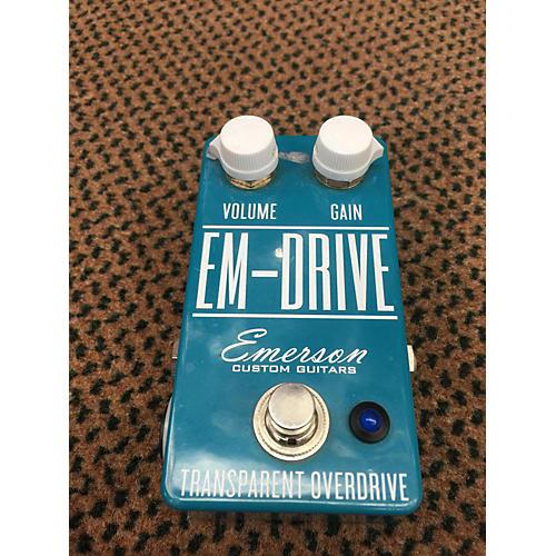 Emerson EM DRIVE Effect Pedal-thumbnail