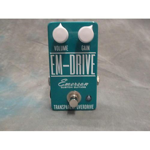 Emerson EM-Drive Effect Pedal