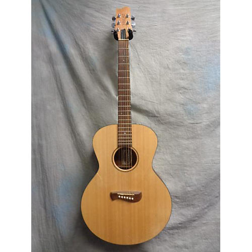 used tacoma em9lh acoustic guitar guitar center. Black Bedroom Furniture Sets. Home Design Ideas