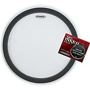"Evans EMAD 2 Bass Drumhead Pack 22"" with INKED by Evans Gift Card"