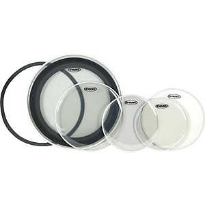 Click here to buy Evans EMAD 5-Piece Drumhead Pack Standard by Evans.