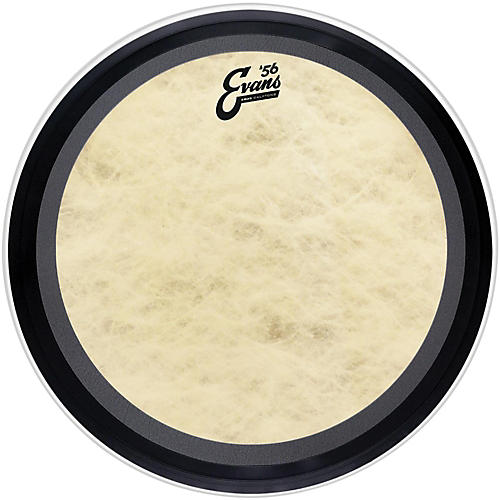 Evans EMAD Calftone Tom Head for Floor Tom Conversion-thumbnail
