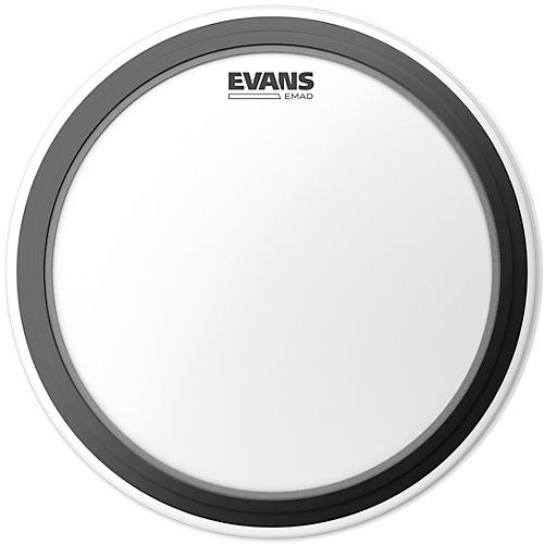 Evans EMAD Coated Bass Drum Batter Head