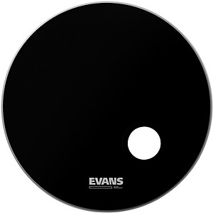 Evans EMAD Resonant Bass Drum Head by Evans