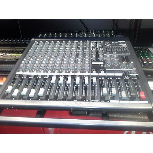 Yamaha EMAX 5000 Powered Mixer