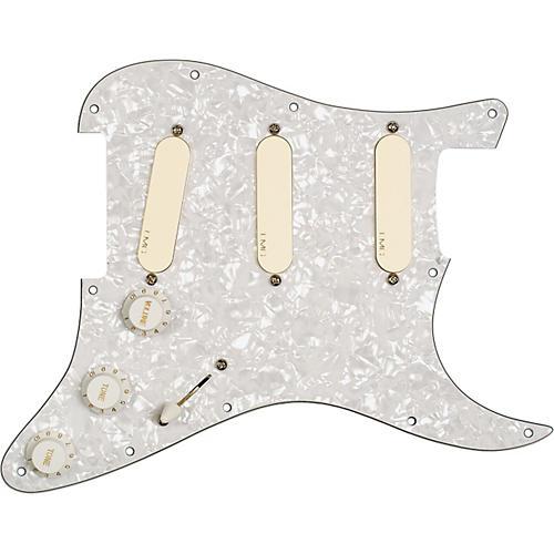 emg emg dg20 david gilmour pre wired pickguard pickup set ivory guitar center. Black Bedroom Furniture Sets. Home Design Ideas
