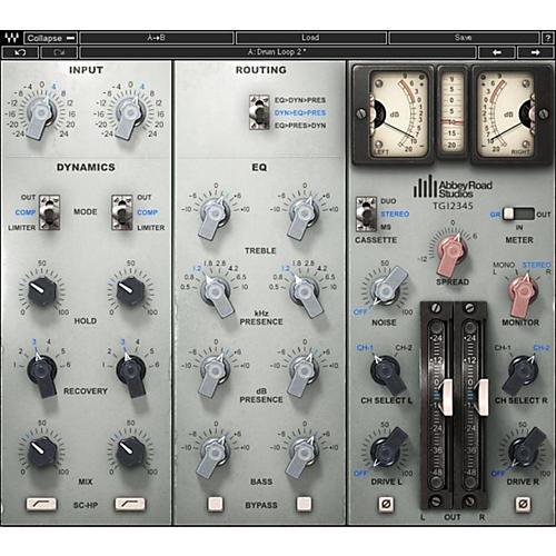 Waves EMI TG12345 Channel Strip Native/SG Software Download-thumbnail