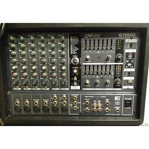 Yamaha EMX-685 Powered Mixer-thumbnail