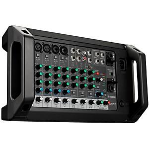 Yamaha EMX2 10-Input Powered Mixer with Dual 250 Watt Amp by Yamaha