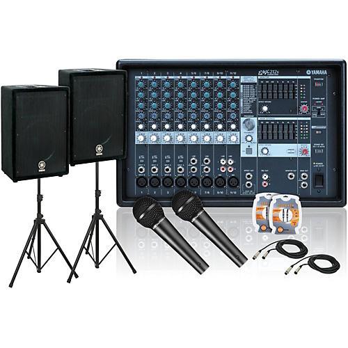 Yamaha EMX212S-A12 PA Package