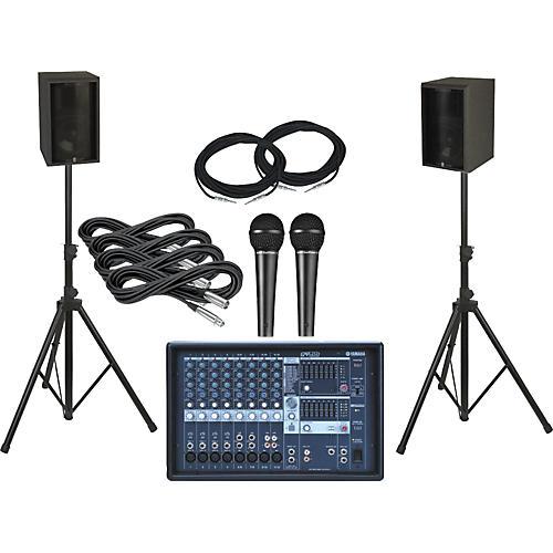 Yamaha EMX212S/AS108II PA Package
