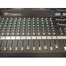 Yamaha EMX2300 Powered Mixer