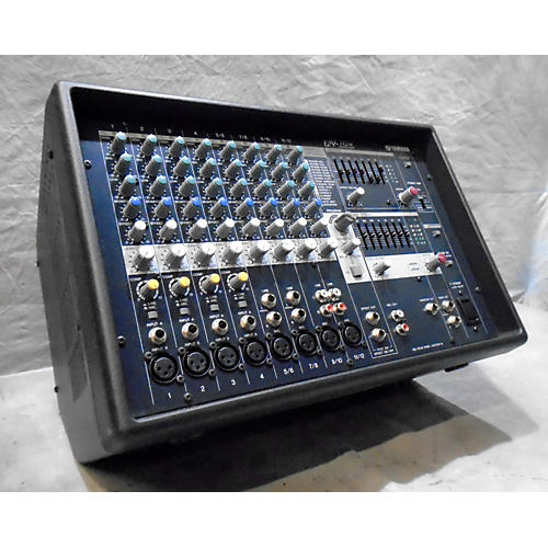 Yamaha EMX312SC Powered Mixer-thumbnail