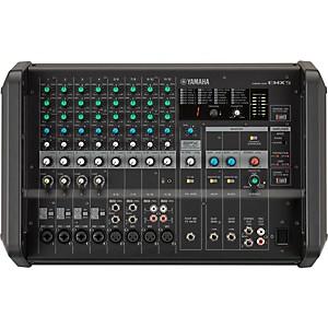 Yamaha EMX5 12-Input Powered Mixer with Dual 630-Watt Amp by Yamaha