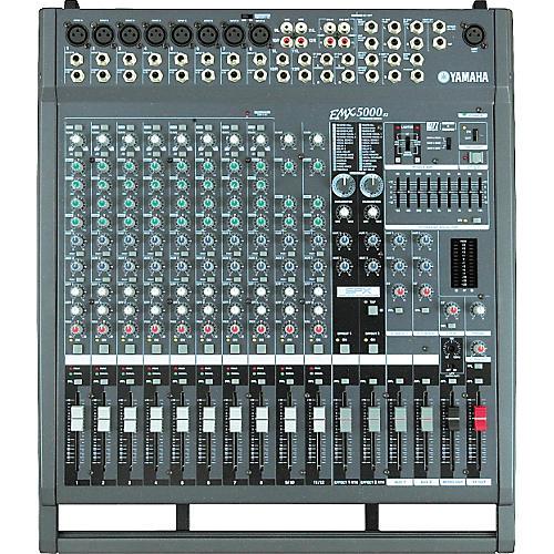 Yamaha EMX5000-12 12-Channel 1000W Powered Mixer-thumbnail