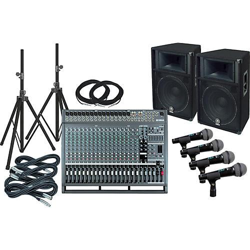 Yamaha EMX5000-20/S115V PA Package