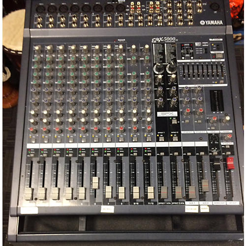 Yamaha EMX5000 Powered Mixer