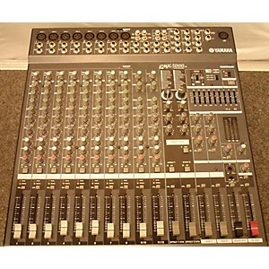 Pre-owned Yamaha EMX5000 Powered Mixer by Yamaha