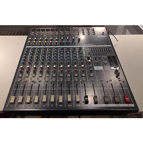 Yamaha EMX5014C Powered Mixer-thumbnail