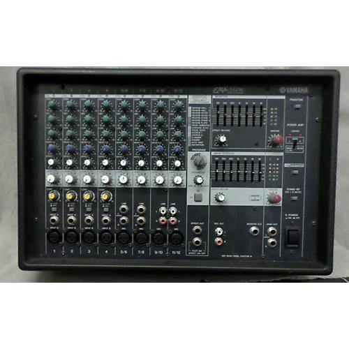 Yamaha EMX512SC Powered Mixer-thumbnail