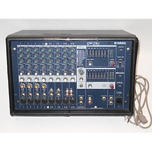 Pre-owned Yamaha EMX512SC Powered Mixer by Yamaha