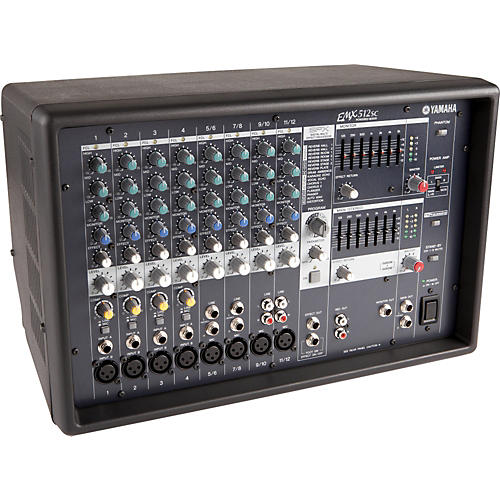 Yamaha EMX512SC Powered Mixer-thumbnail
