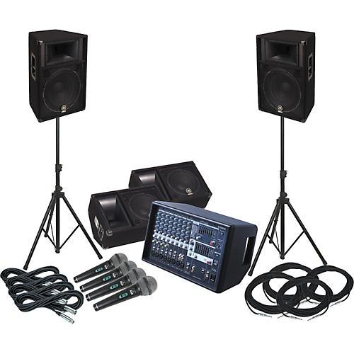 Yamaha EMX512SC-S115V-M PA Package