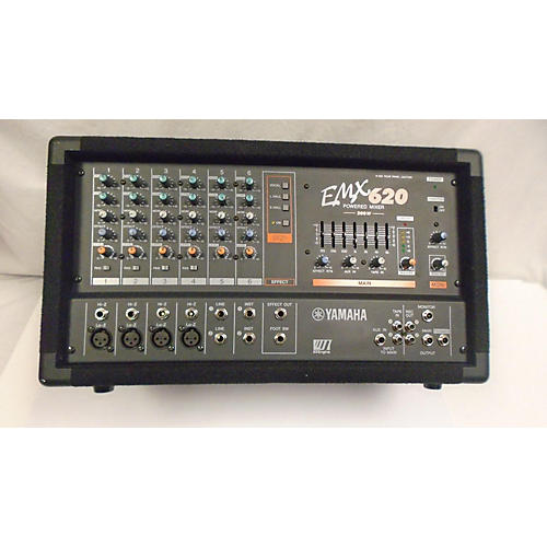 Yamaha EMX620 Powered Mixer