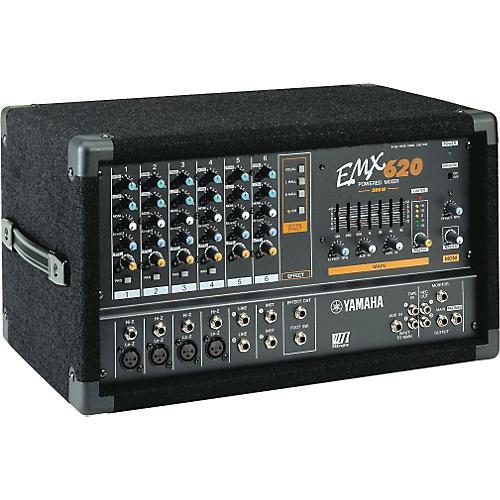 Yamaha EMX620 Powered Mixer-thumbnail