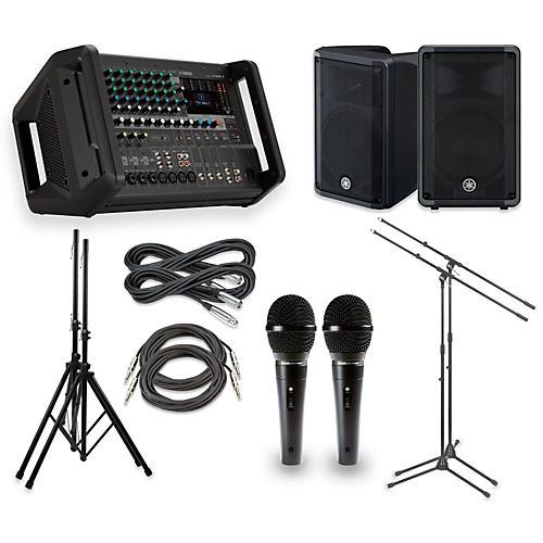 Yamaha EMX7 with CBR PA Package-thumbnail