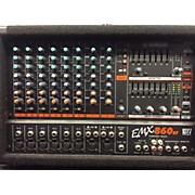 Yamaha EMX860ST Powered Mixer