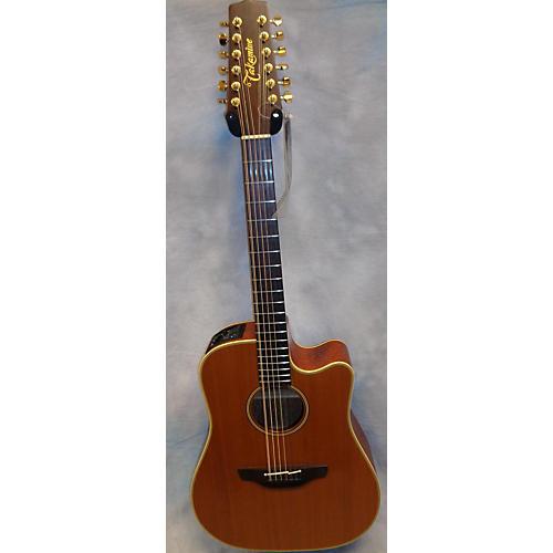 used takamine en12c 12 12 string acoustic electric guitar guitar center. Black Bedroom Furniture Sets. Home Design Ideas