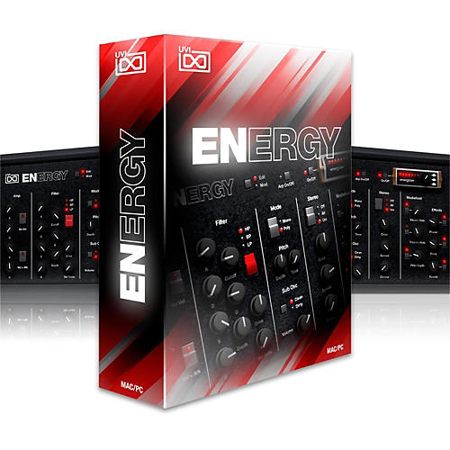 UVI ENERGY Soft Synth