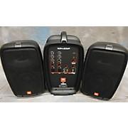 JBL EON 206P Sound Package