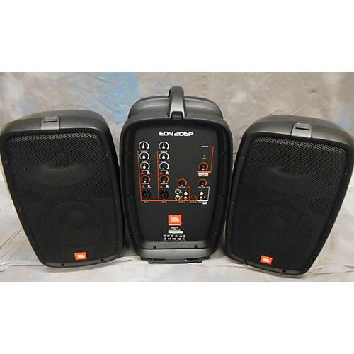 JBL EON 206P Sound Package-thumbnail