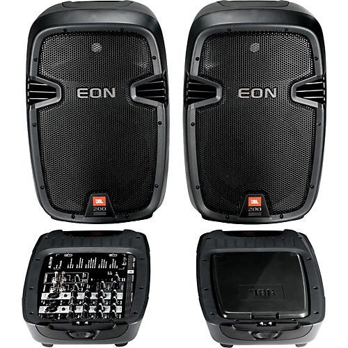 JBL EON 210P Portable PA System-thumbnail